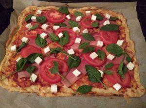 Forever C9 - Clean 9 program - fitness pizza - diétás