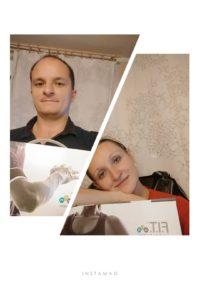 Forever C9 - Clean 9 program selfie