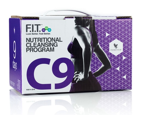 Forever C9-Clean 9 program-New box