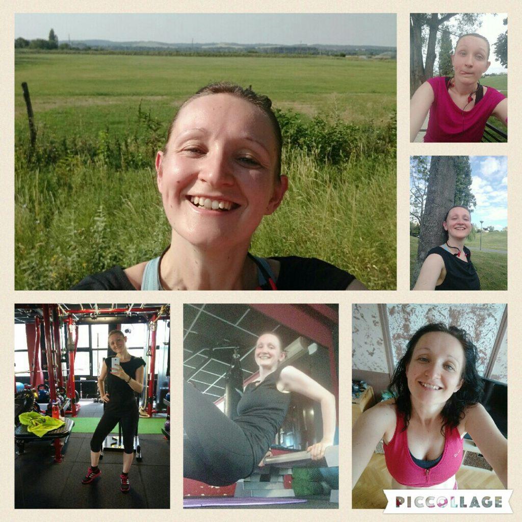 Edzés, futás, mozgás C9 alatt