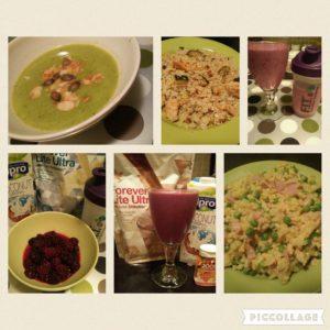 Ételek forever C9 program alatt - c9 diéta