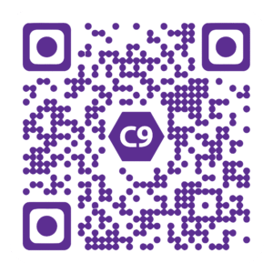 Forever C9 - Clean 9 Program QR code