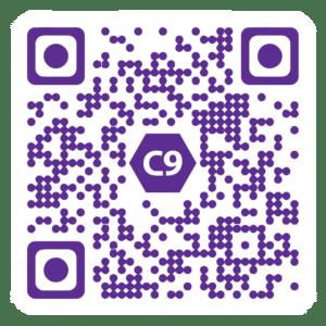 Forever C9 - Clean 9 Program QR code