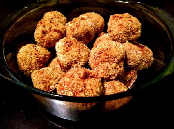 FIT húsgolyó c9 recept - diétás