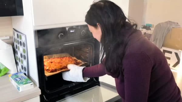 c9 fit pizza fehérjedús gyúrós recept fincsi