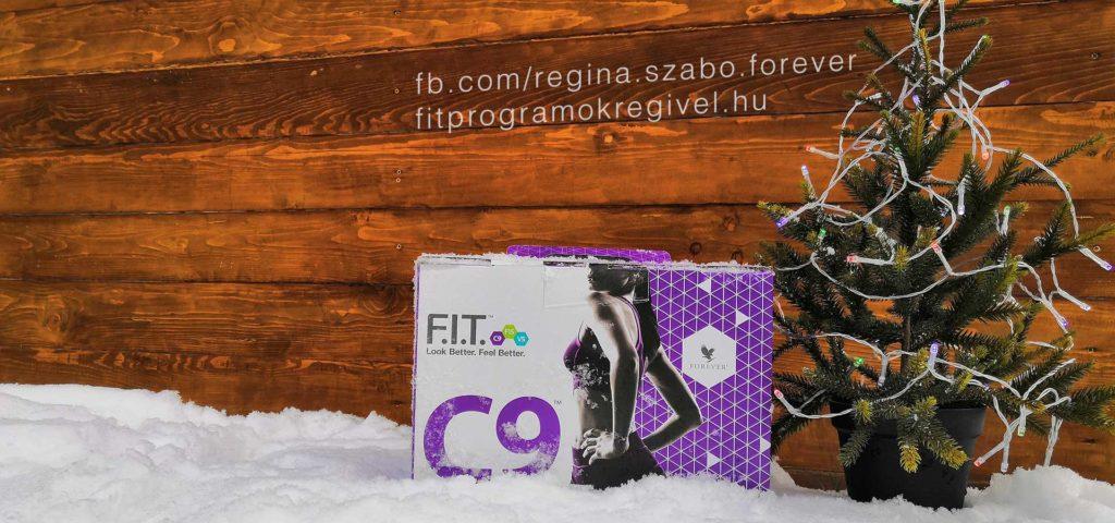 Forever C9 program karácsonyi doboz