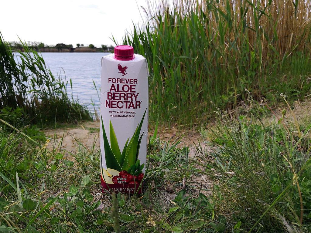 Forever Aloe Berry Nectar - A Forever Vital 5 csamag részeként is választható