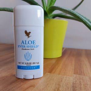 forever start your journey pack - aloe ever-shield deodorant stick