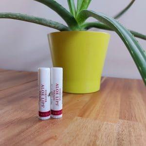 forever start your journey pack - aloe lips with jojoba