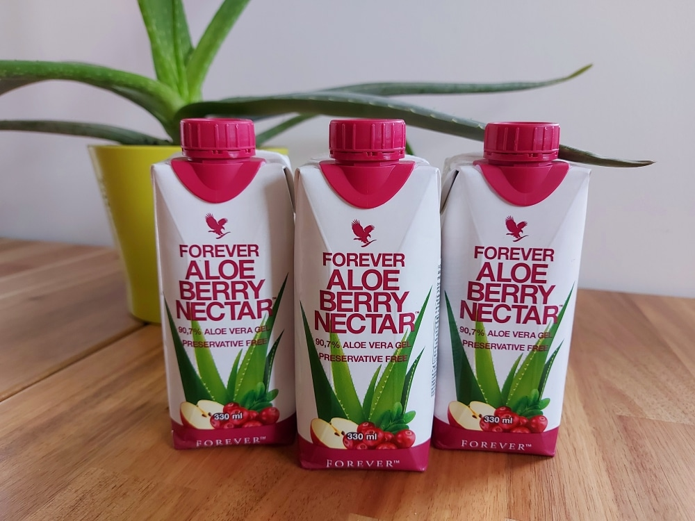 Aloe Berry Nectar - A Forever Start Your Journey Pack része