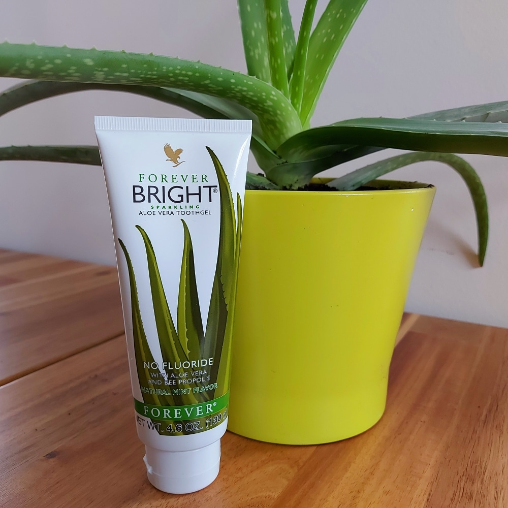 Forever Bright Toothgel - A Forever Start Your Journey Pack része