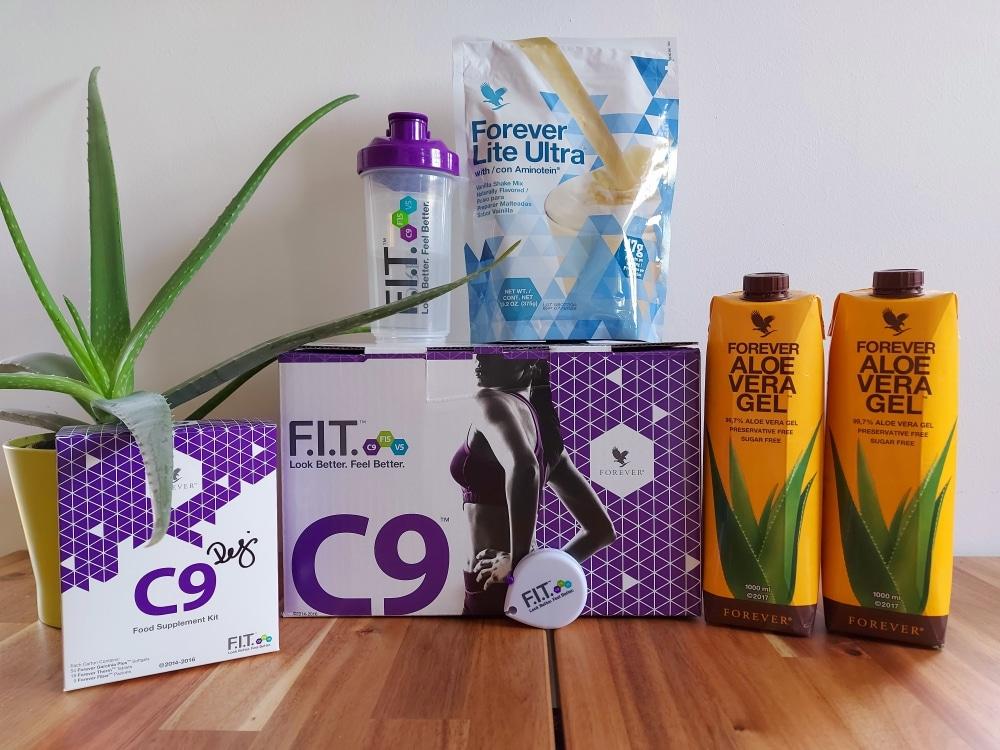 forever start your journey pack - c9 csomag