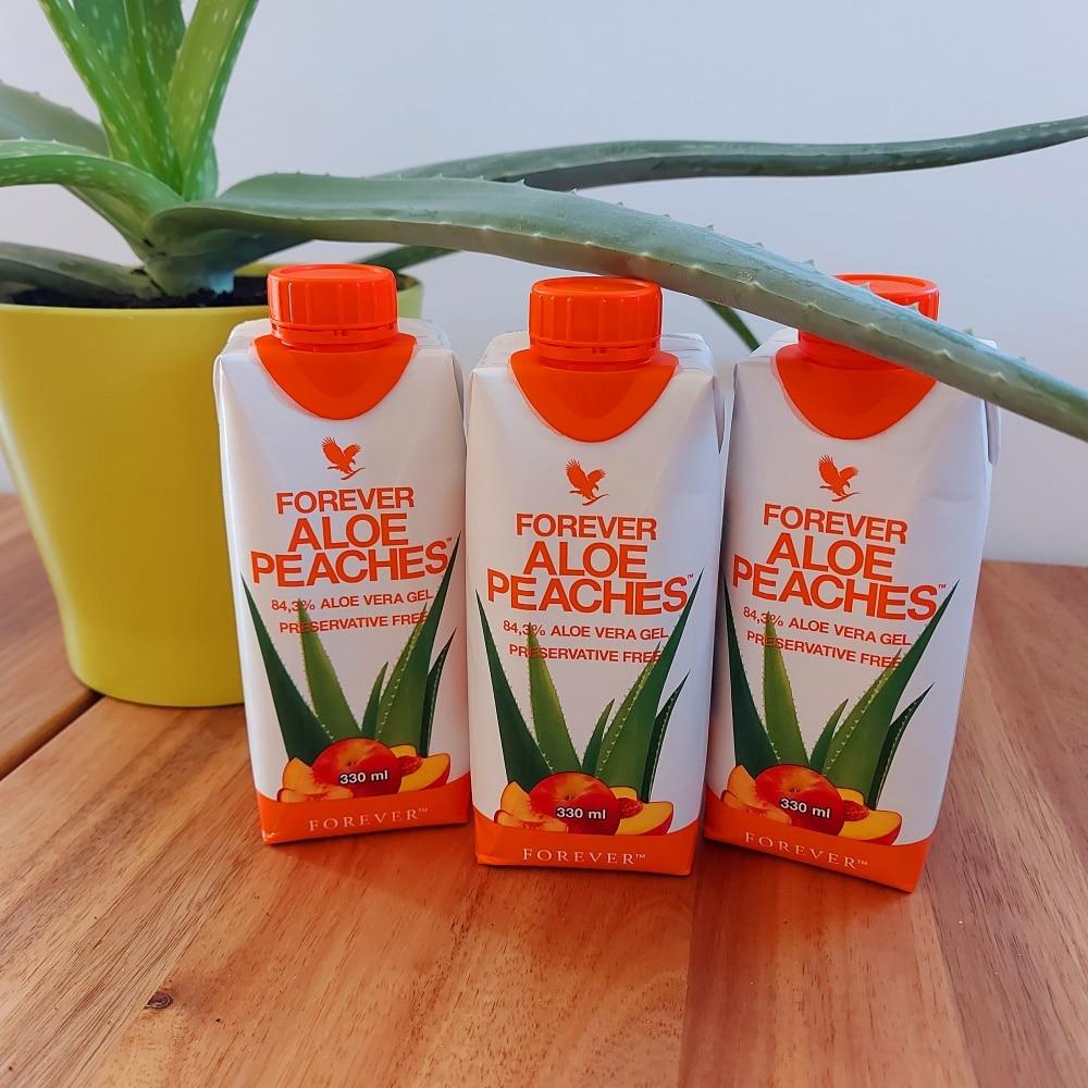 forever start your journey pack - aloe peaches
