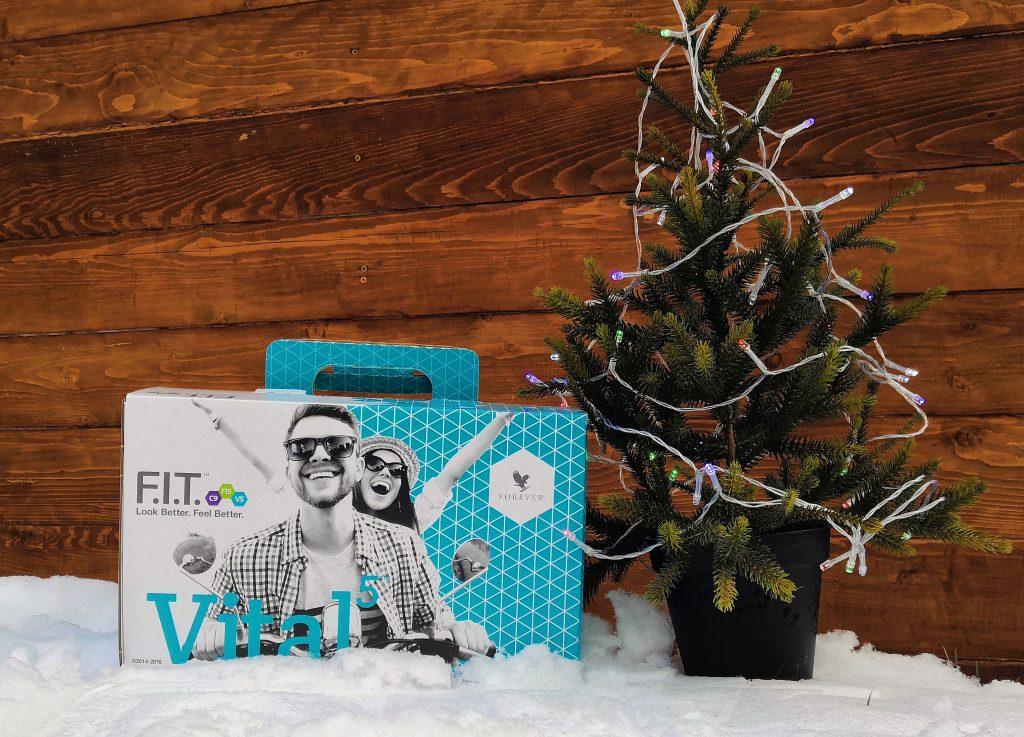 Forever Vital5 - Karácsonyi kép