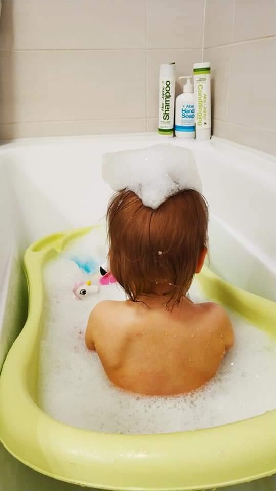forever-sampon-balzsam-szappan gyerekbarát fürdéshez